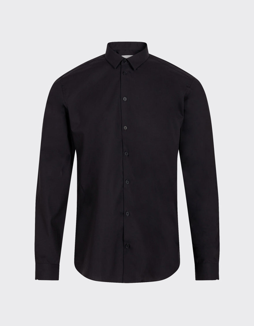 Minimum Hall Shirt Black