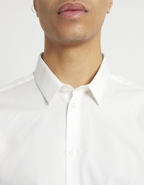Minimum Hall Shirt White
