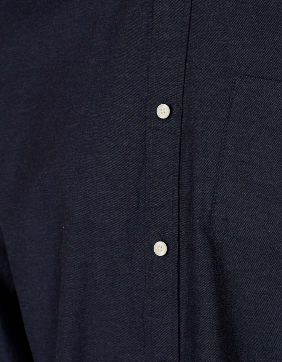 Minimum Jay 2.0 Shirt Navy Blazer Melange