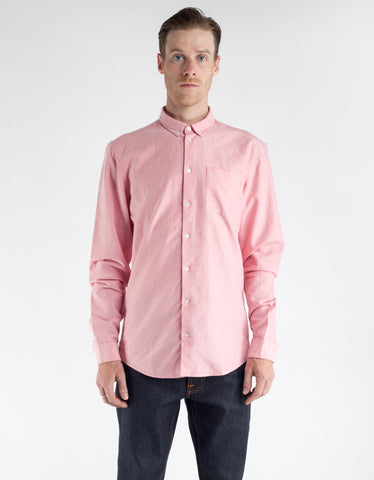 Minimum Jay Shirt Cranberry