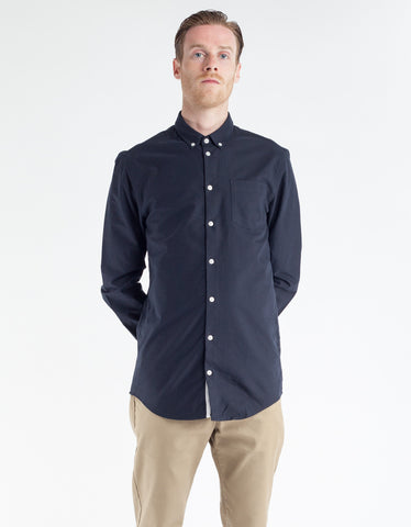 Minimum Jay Shirt Dark Navy