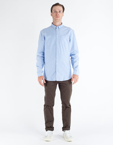 Minimum Jay Shirt Light Blue