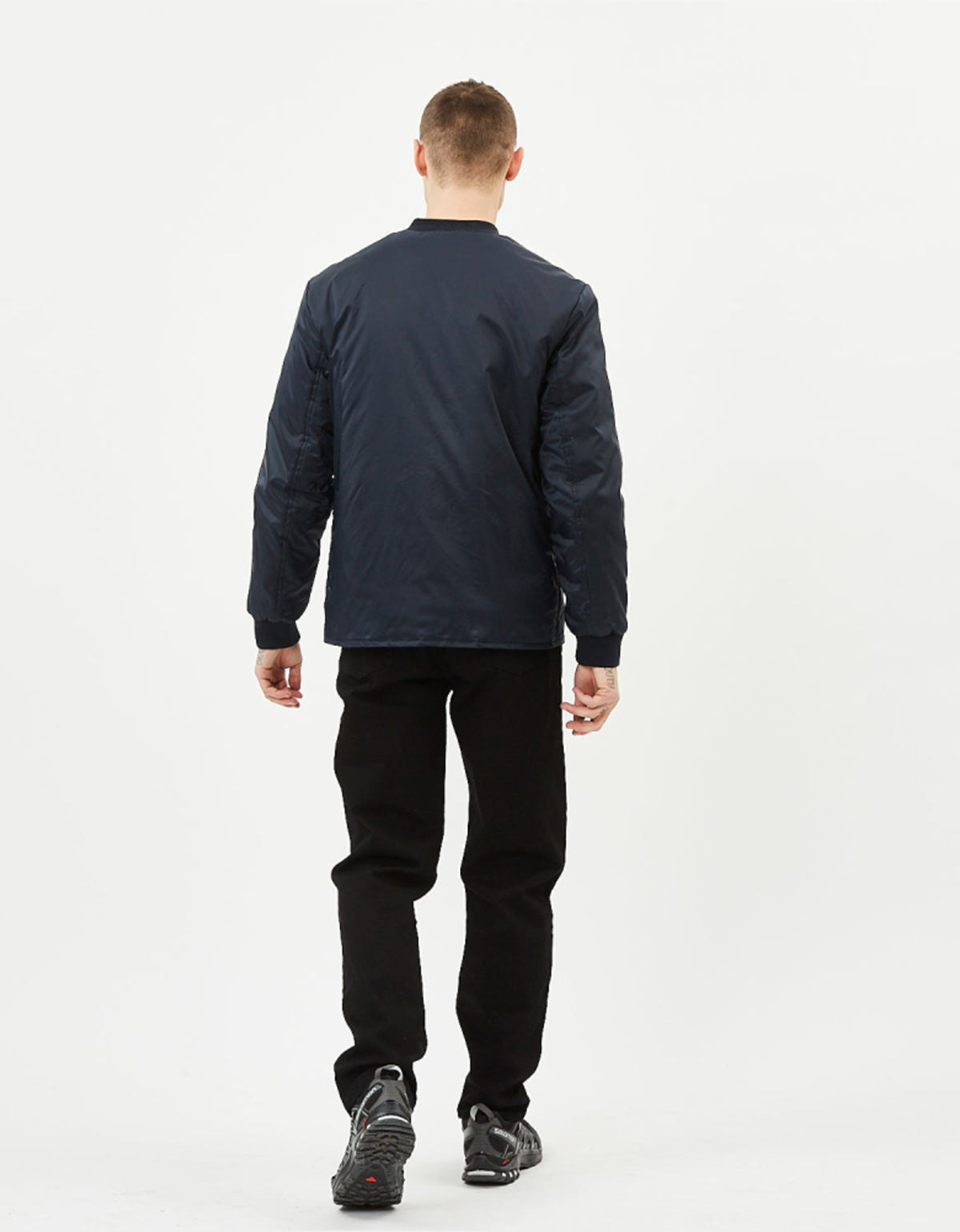 Minimum Lional Jacket Dark Saphire