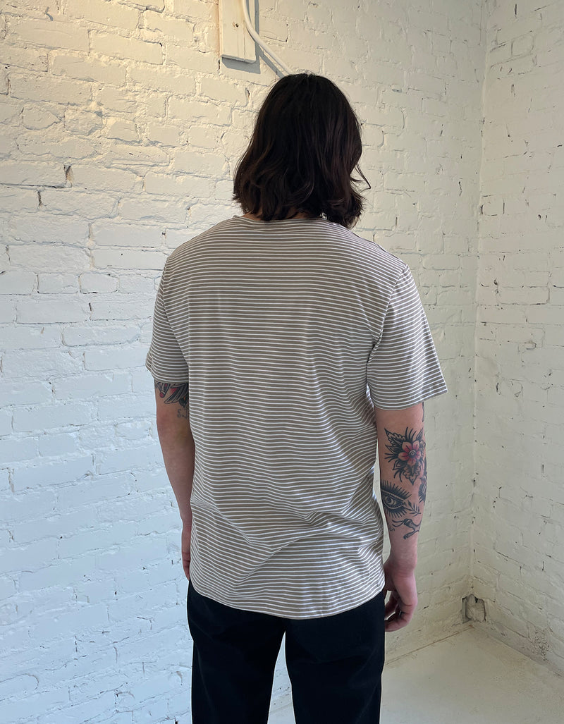 Minimum Luka Striped Tee Seneca Rock