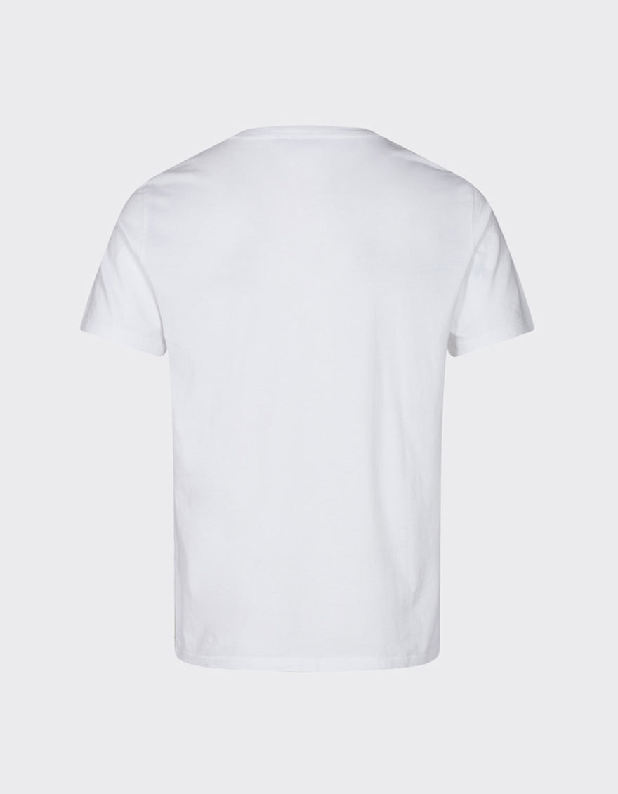 Minimum Luka Tee White
