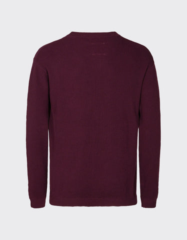 Minimum Pedersen Jumper Bordeaux