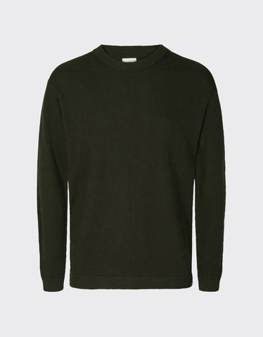 Minimum Pedersen Jumper Racing Green