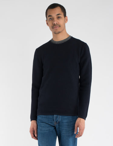Minimum Reiswood Sweater Dark Navy