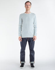 Minimum Salerno Pullover Faded Denim