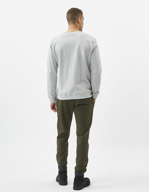 Minimum Scar Sweatshirt Light Grey Melange