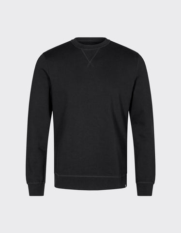 Minimum Sejr Sweatshirt Black