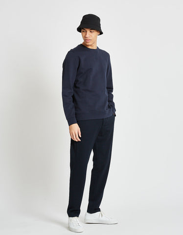Minimum Sejr Sweatshirt Navy Blazer