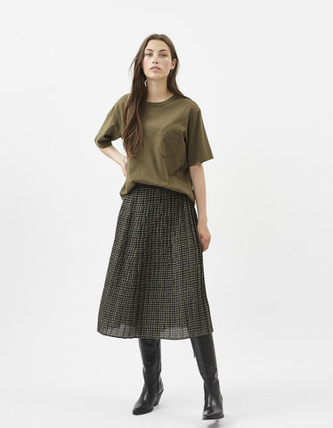 Minimum Shara Tee Dark Olive