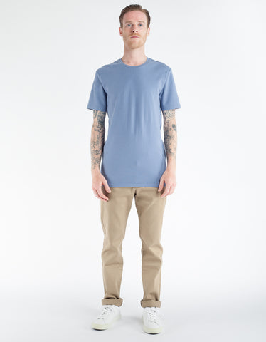 Minimum Sims T-Shirt Lake Blue