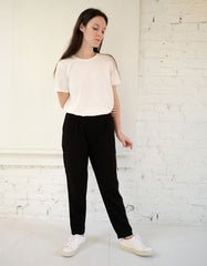 Minimum Sofja Pant Black
