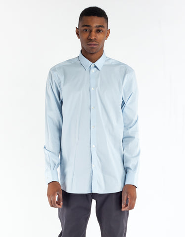Minimum Topper Shirt Soft Blue