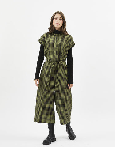 Minimum Tvilla Jumpsuit Dark Olive