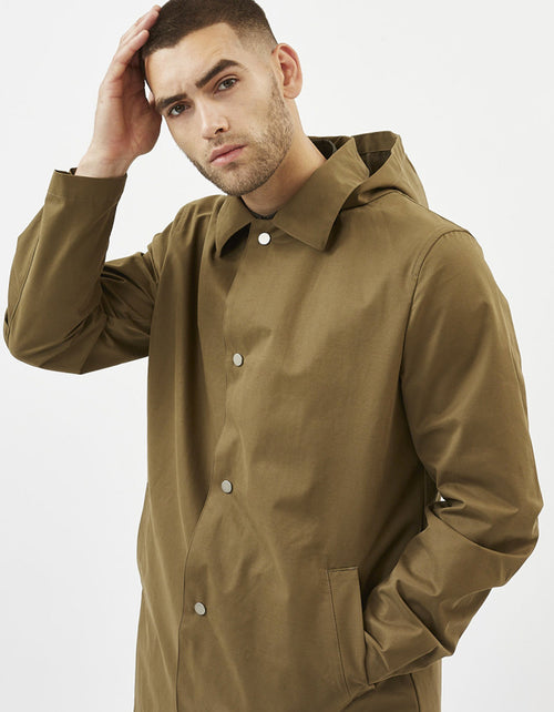 Minimum Vestergaard Jacket Dark Olive
