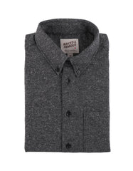 Naked & Famous Easy Shirt Nep Twill in Black