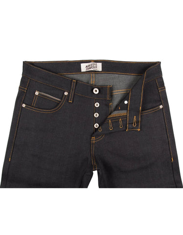 Naked & Famous Super Guy Stretch Selvedge Deep Indigo