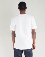 National Athletic Goods Pocket Tee White