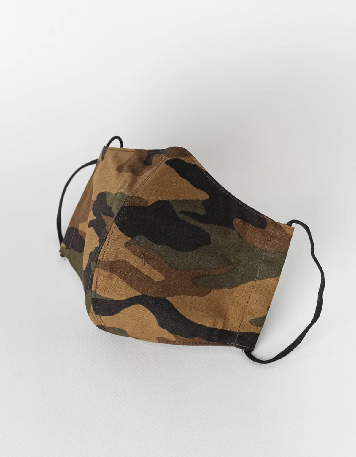 National Standards Face Mask Japanese Camouflage Printed Ripstop Army