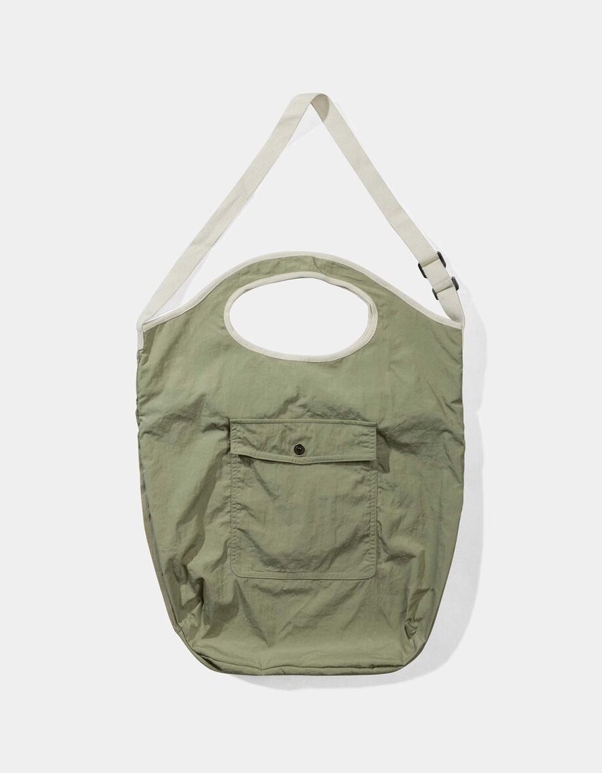 Native North Scandi Shoulder Bag Green