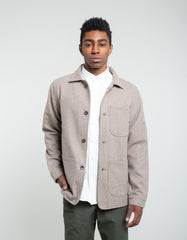 Native North Wool Utility Jacket Dirt