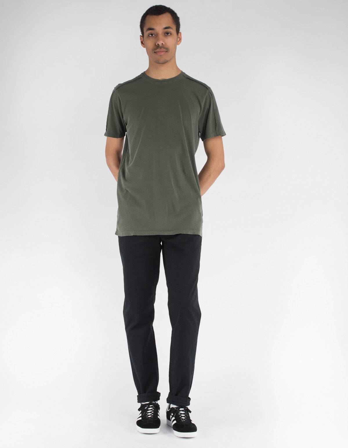 Neuw Battle Tee Acid Military
