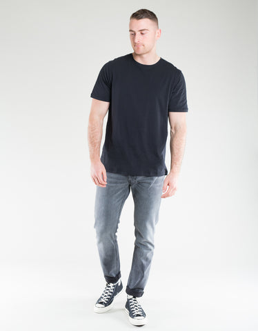 Neuw Bass Pima Tee Black