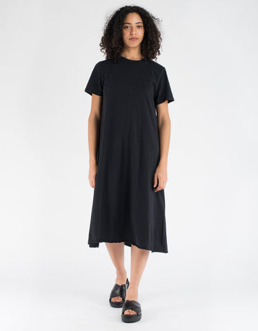 Neuw Frenchie Tee Dress Black