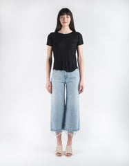 Neuw Paris Crop Palais Blue