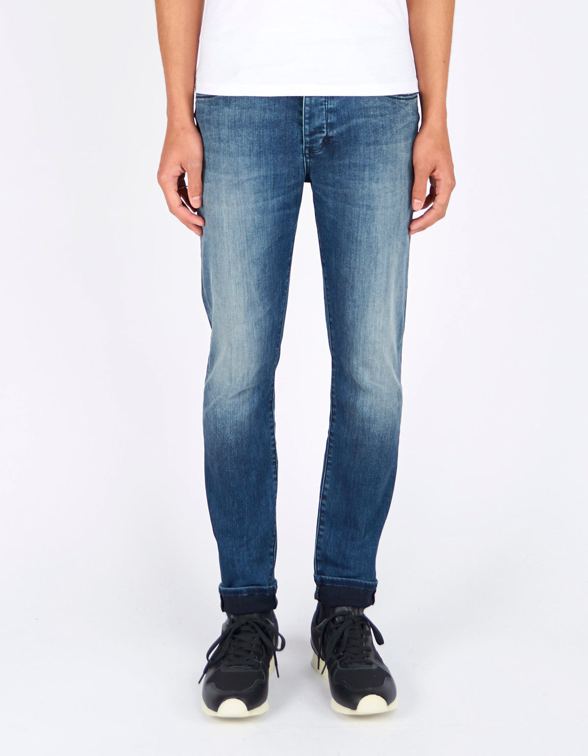 Neuw Ray Tapered Jean Blue Washed - Still Life - 1