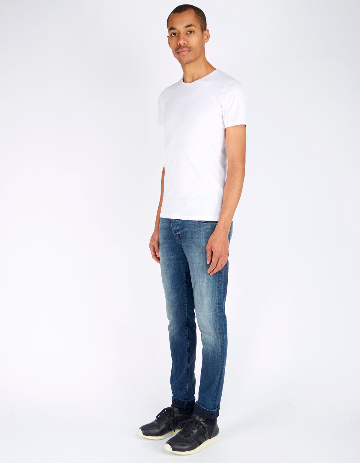 Neuw Ray Tapered Jean Blue Washed - Still Life - 2