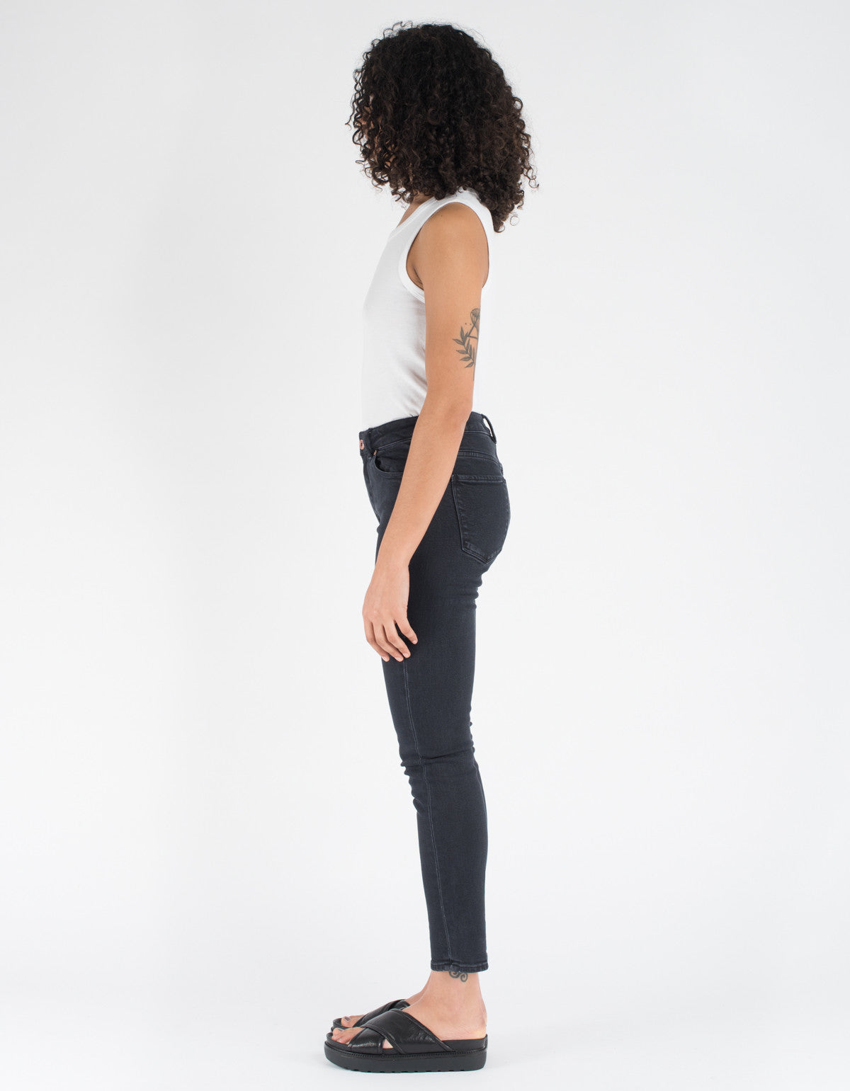Neuw Smith Skinny Jean Perfect Black