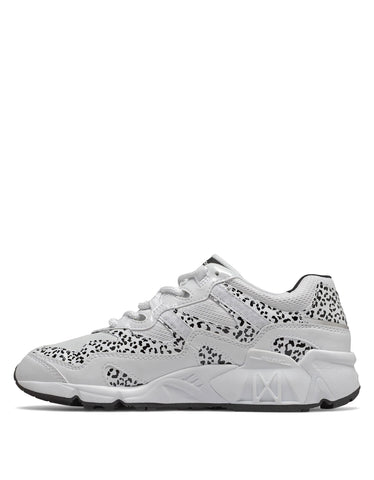 New Balance 850 Sneaker, Black White Leopard