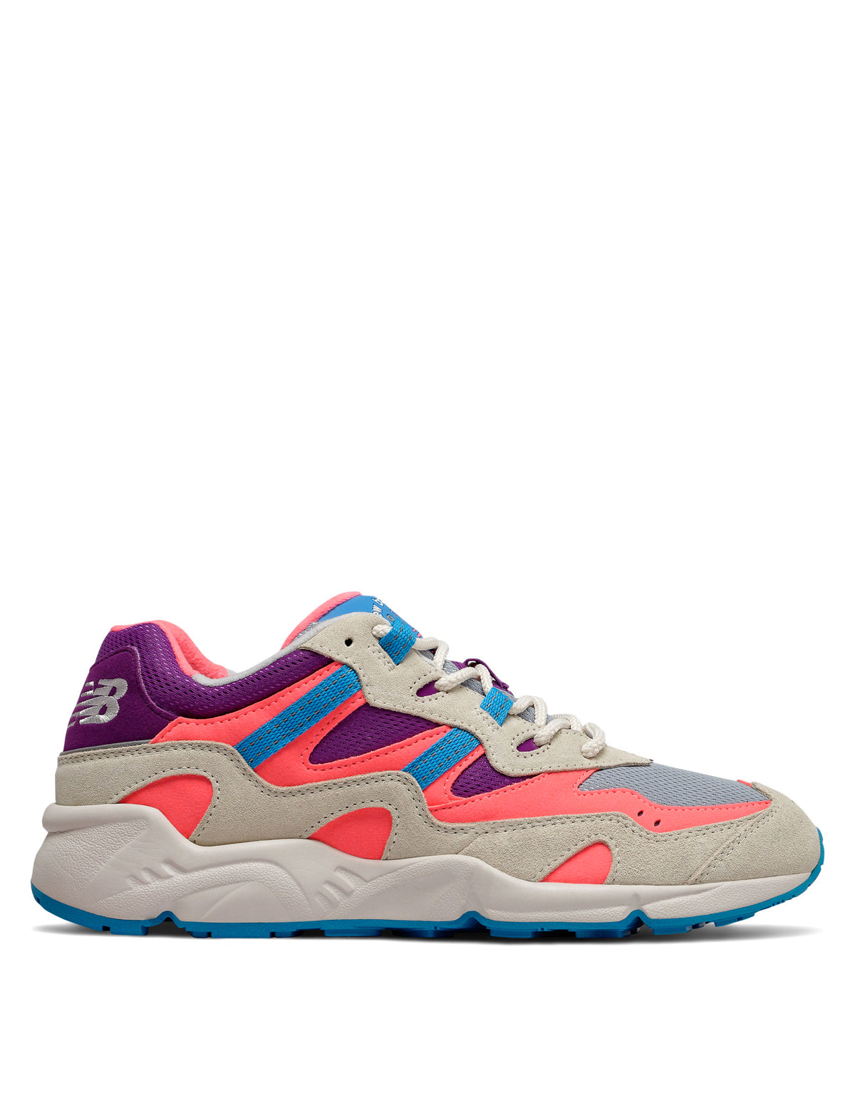 New Balance 850 Sneaker, Coral Purple Electric Blue