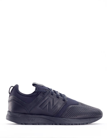 New Balance 247 Luxe Sneaker Black