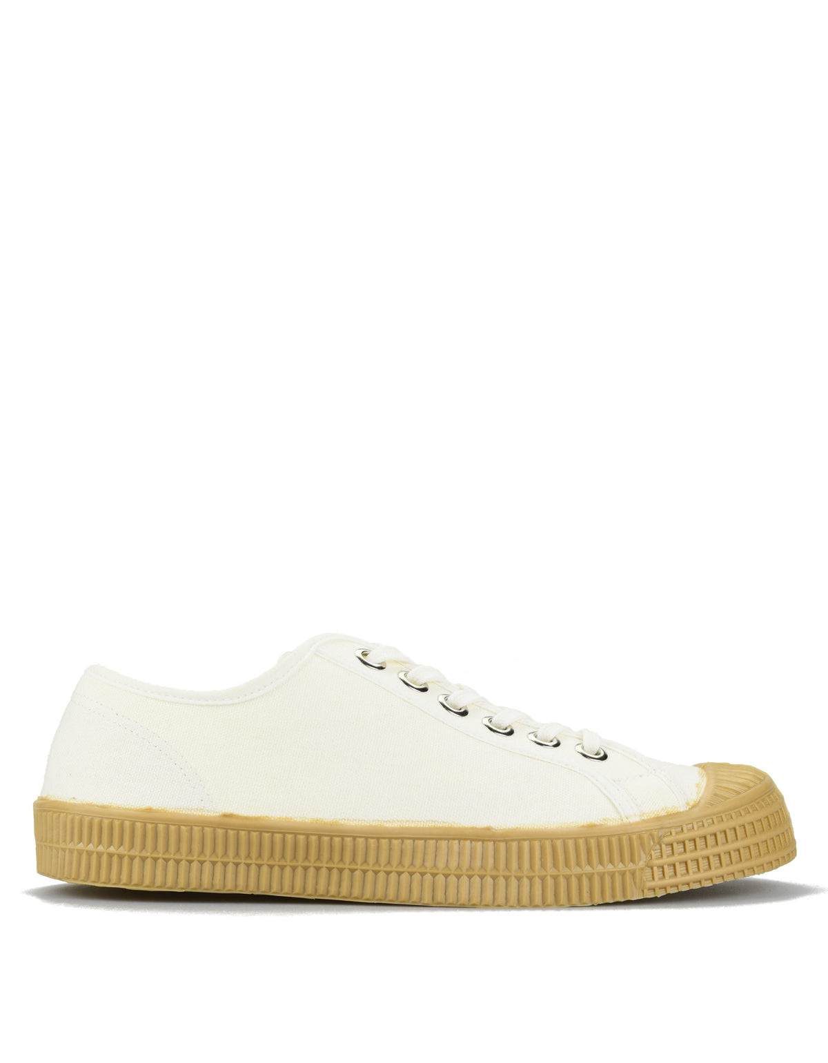 Novesta Star Master Sneaker White Tansparent