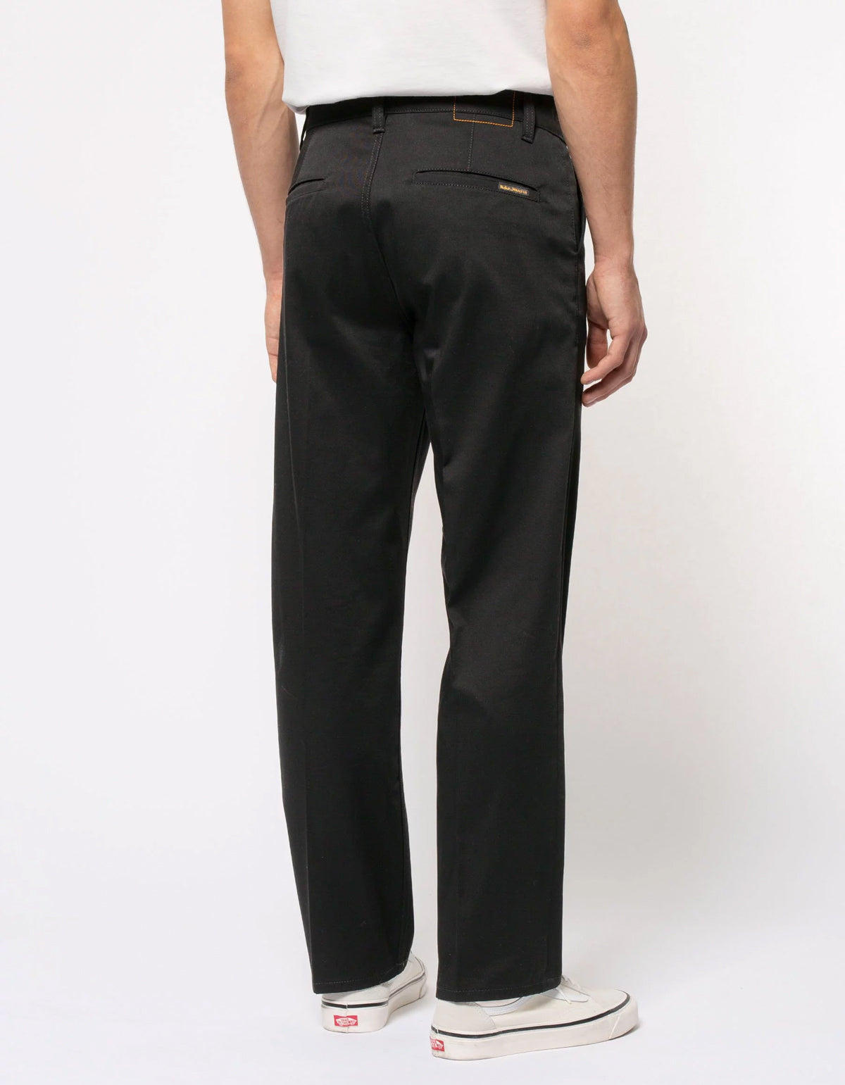 Nudie Lazy Leo Black