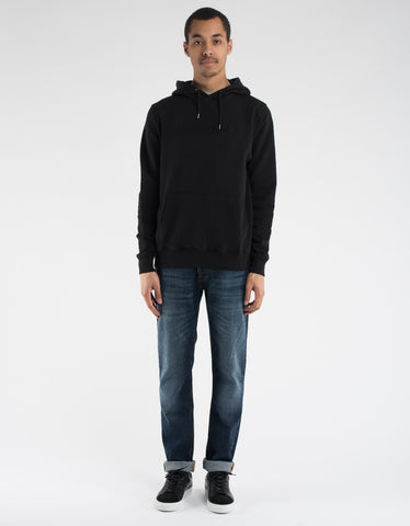 Oh Dawn Low Down Hoodie Black