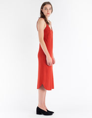 Ozma Slipdress Redwood