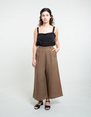 Ozma Studio Trouser Earth
