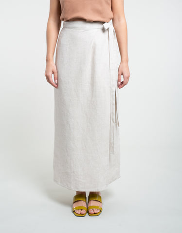 Ozma Venice Wrap Skirt Raw