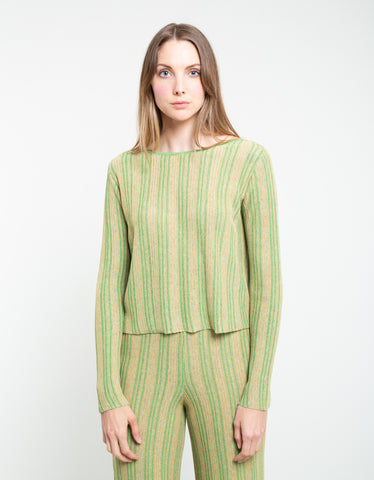 Paloma Wool Ciudad Top Medium Green