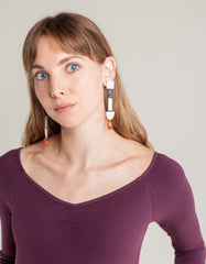 Paloma Wool Marili Earrings Multicolour