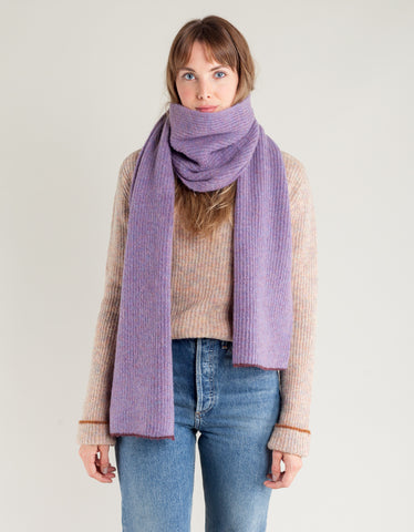 Paloma Wool Gianna Scarf Light Mauve
