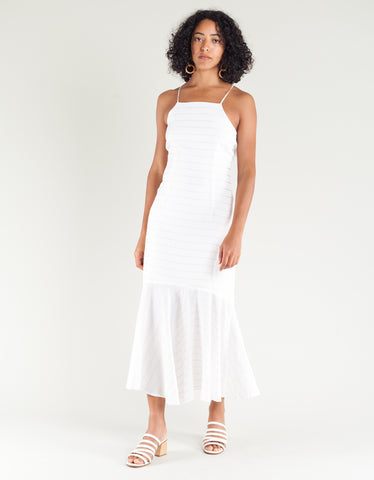 Paloma Wool Ofelia Dress White