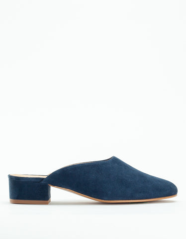 Paloma Wool Pia Mule Dark Navy