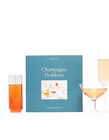 Piecework Puzzles Champagne Problems - 500 Piece